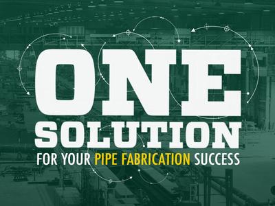 Turner Pipe Fabrication design website