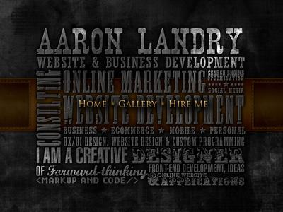 Website Typography typography website