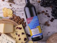 Colorfull Wine Label Design