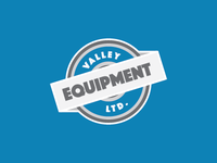 Valley Equipment Ltd. Concept Logo