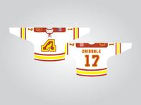 Adirondack Flames - Away Jersey