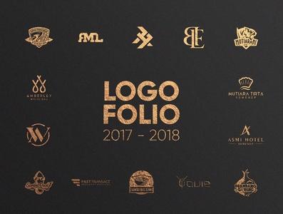 Logofolio Vol. 2 | 2017-2018