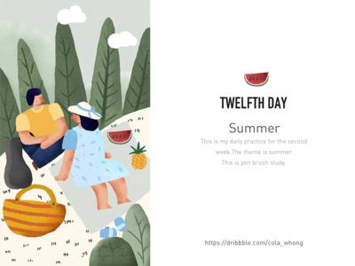 Theme Summer