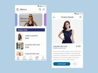 Mistrya Ecommerce App