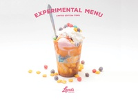Loard's Experimental Menu