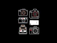 Cameras on cameras