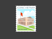 Iconic Vietnam | Ben Nha Rong (Ho Chi Minh Museum)