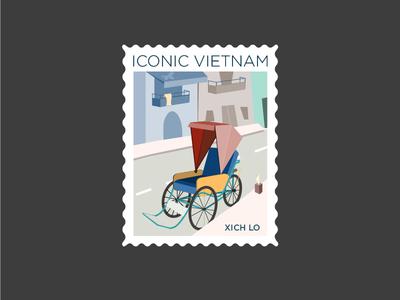 Iconic Vietnam | Xich Lo (Cyclo)