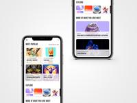 Minimal Inspiration App