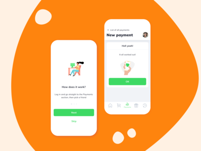 Employee Rewards and benefits benefits payments interface figma sketch