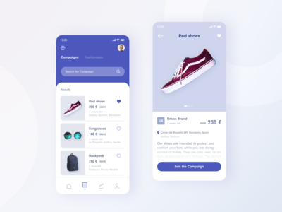 Fashionistas app