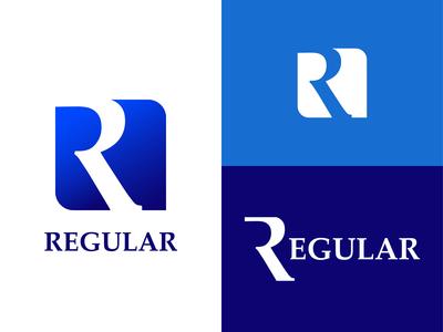 Regular | Logo Design