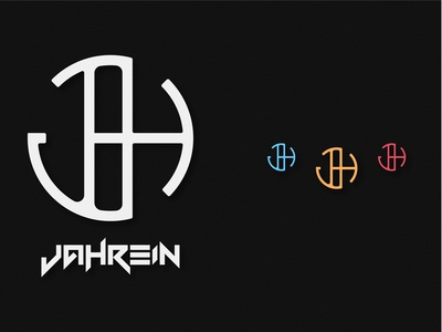 Jahrein 'JAH' | Logo Design