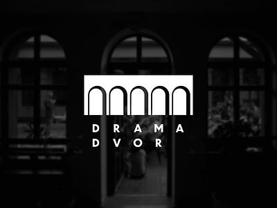 Drama Dvor logo place event mogilev belarus logo