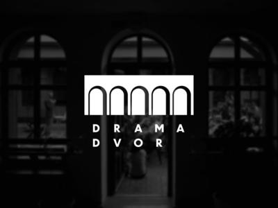 Drama Dvor logo