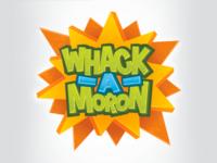 Whack-A-Moron Logo Design