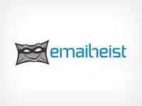 Email Heist Logo Design