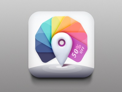 Icon for an lbs app v3