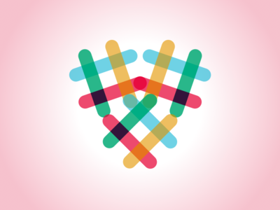 Falling in love with Slack slack heart love chat team