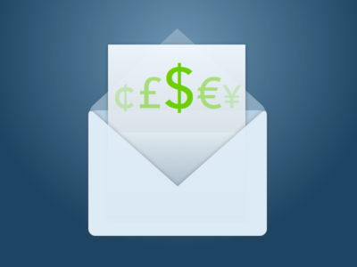 Ecommerce Reports email report money ecommerce envelope