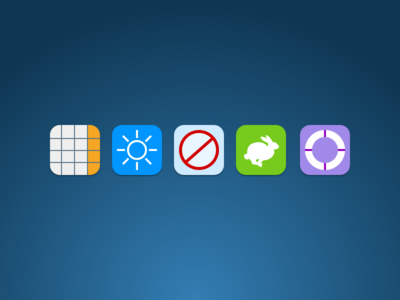 5 icons for 5 reasons calculator speed icons help reasons gosquared