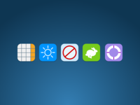 5 icons for 5 reasons