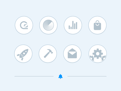 Announcing Announcements announcements icons updates notifications gosquared