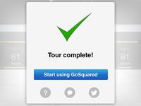 Tour Complete!