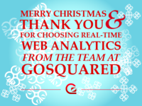 Merry Christmas From GoSquared