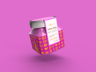Naming, branding and packaging for Holly