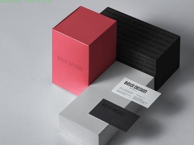Branding for Belor Design cosmetics