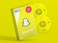 Snapchat CD Rom Package