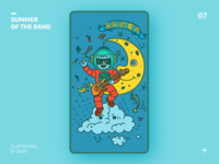 Summer of the band