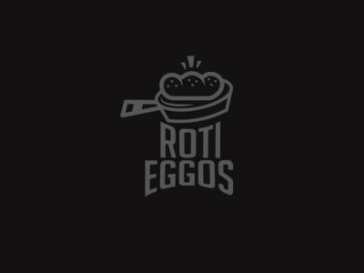 Redesign Logo Roti Eggos