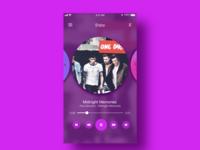 Playlist - Music App UI Challenge