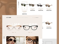 Eyewear Online Store