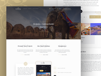 Luxury Travel Portal