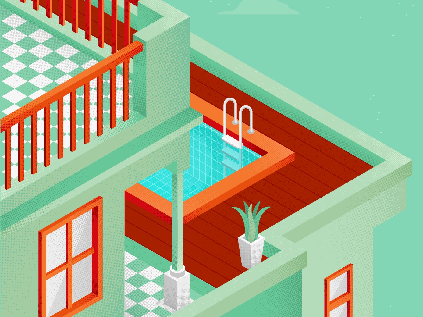 Isometric design vector isometric isometric illustration isometric design illustration