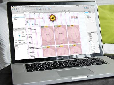 Onlyne store - Prototype (Axure) web design ux