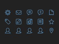 Iconpack (Vector free)