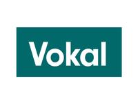 Vokal's new identity