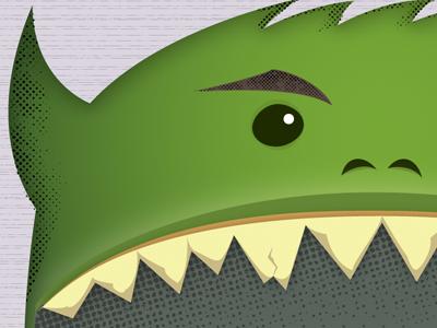 Monster, finished