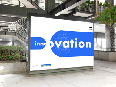 Advertising Board: Rolls Royce Innovation