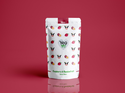Yoghurt Packaging Redesign
