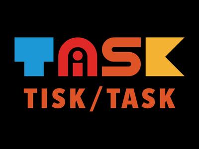 Tisk/Task Primary Logo