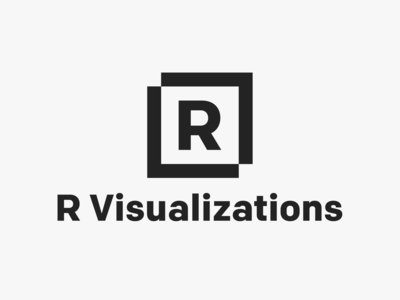R Visualizations - logo