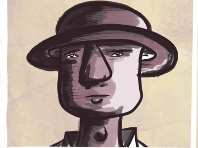 Mr procreate design art illustration