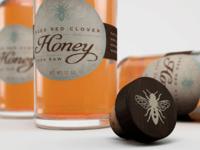 Red Clover Honey