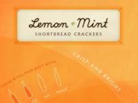 Cookie Bag: Lemon