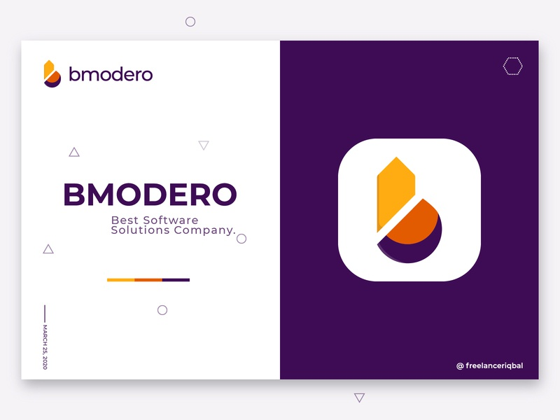 Software Company Logo Designs Themes Templates And Downloadable Graphic Elements On Dribbble